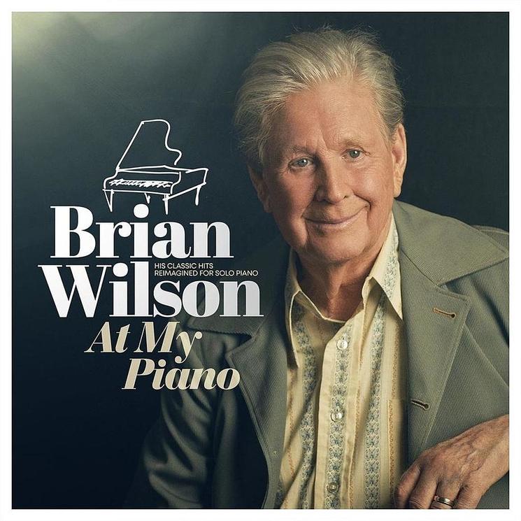 Brian Wilson Reimagines Beach Boys Classics on New Solo Album 'At My Piano'