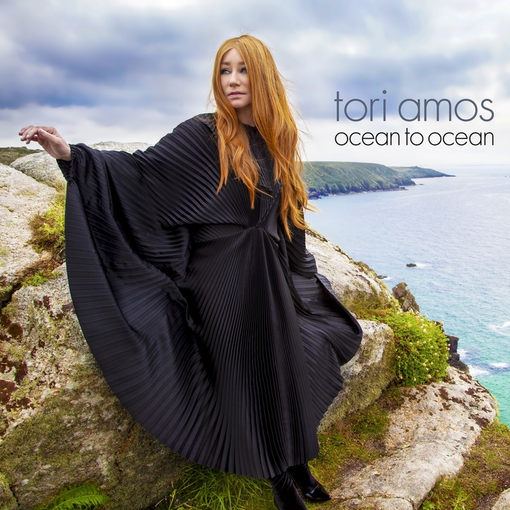 Tori Amos Announces 'Ocean to Ocean' Album Inspired by the Capitol Insurrection