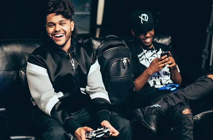 The Weeknd Becomes Part Owner and Global Ambassador for Canadian Egames Company
