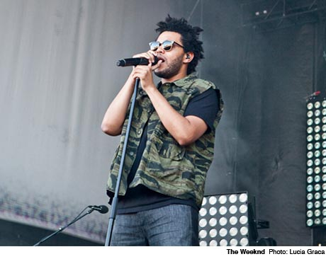 The Weeknd Parc Jean-Drapeau, Montreal QC August 3