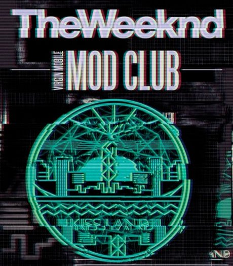 The Weeknd Announces Toronto Show