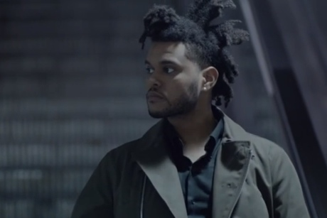 "The Weeknd ""Pretty"" (video teasers)"