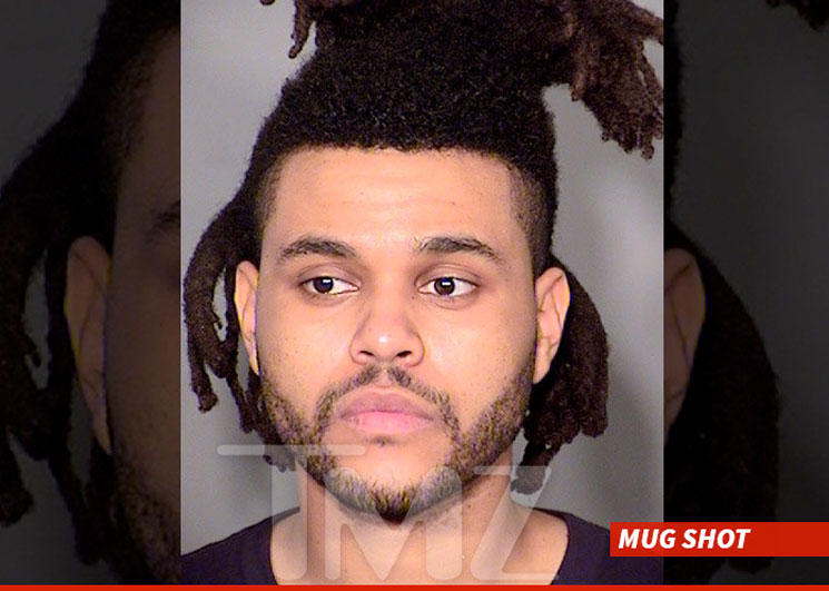 The Weeknd Arrested After Allegedly Punching Police Officer