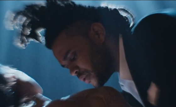 "The Weeknd ""Earned It"" (video)"