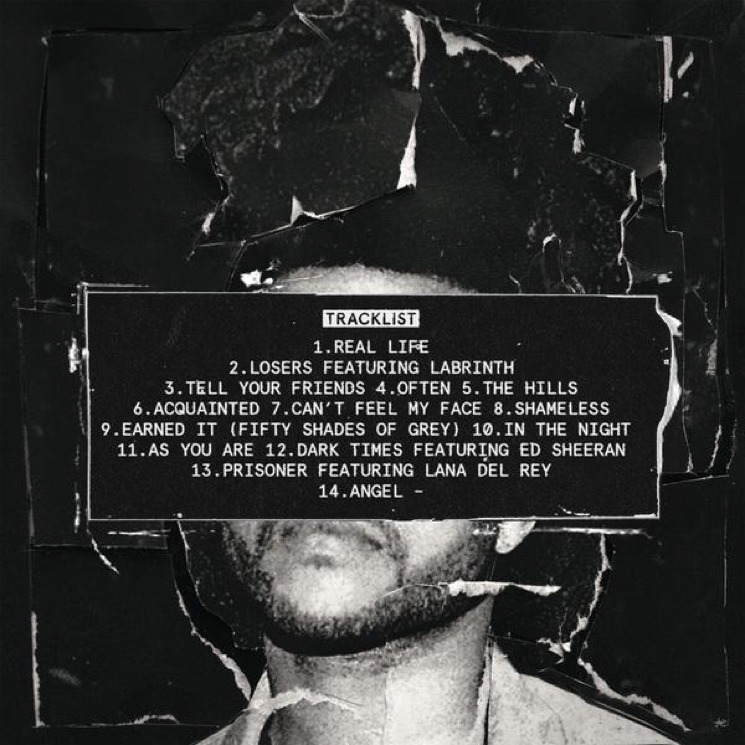 The Weeknd Gets Lana Del Rey, Ed Sheeran for 'Beauty Behind the Madness'