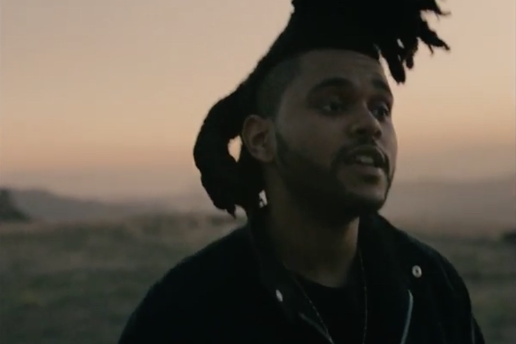 "The Weeknd ""Tell Your Friends"" (prod. Kanye West) (video)"