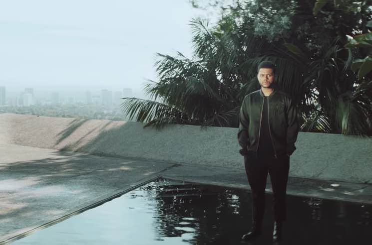 ​Watch the Weeknd Show Off His H&M Bomber Jackets in New Ad