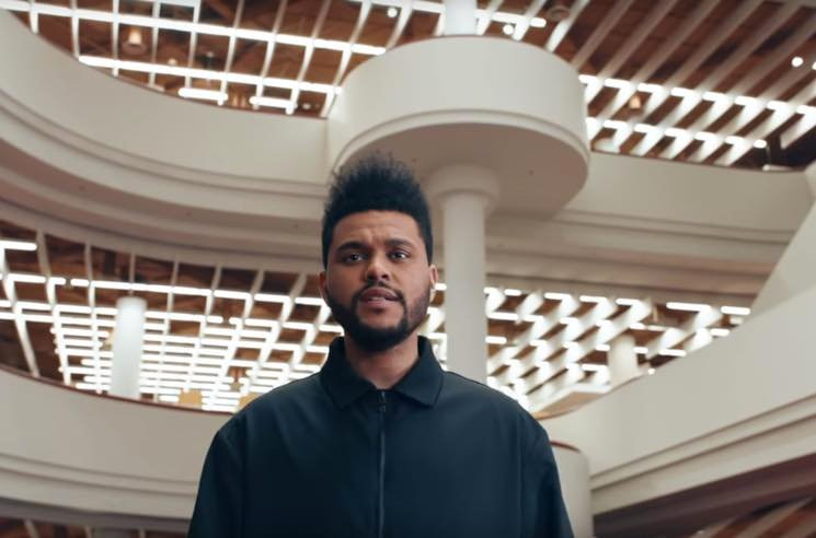 The Weeknd Is Being Sued for Plagiarism Again