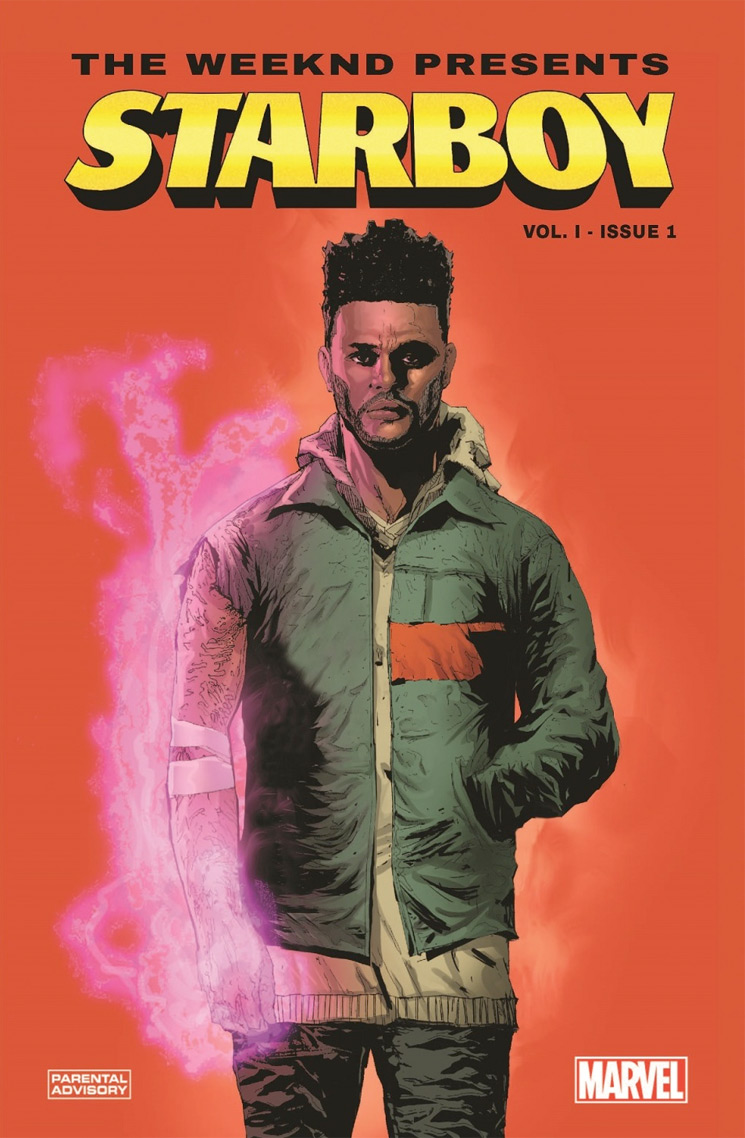 The Weeknd Details His New Marvel Comic Book