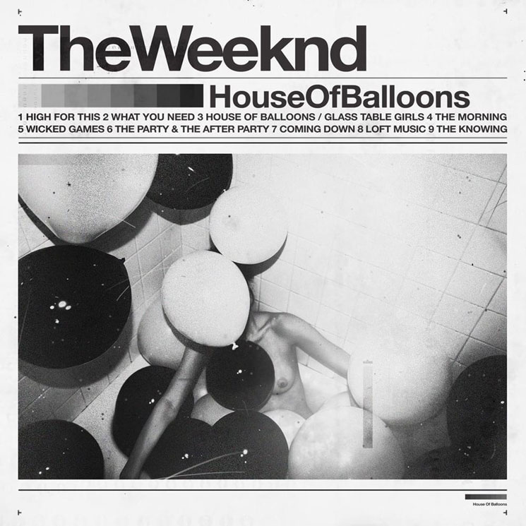 The Weeknd Details 'House of Balloons' Reissue with 'Original Mixes and Samples'