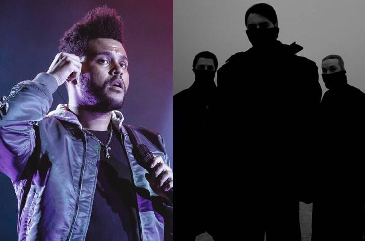 The Weeknd and Swedish House Mafia Are Teasing Something