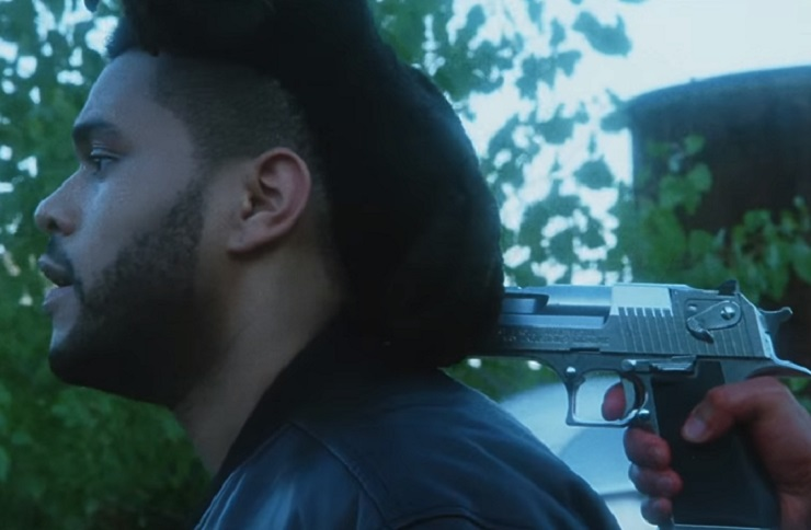 "The Weeknd ""In the Night"" (video)"