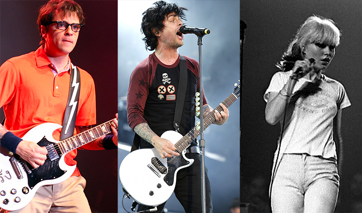 Weezer Covered Green Day and Green Day Covered Blondie