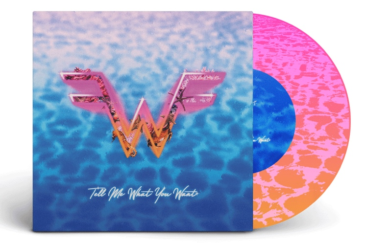 Weezer Officially Release New Single 'Tell Me What You Want'