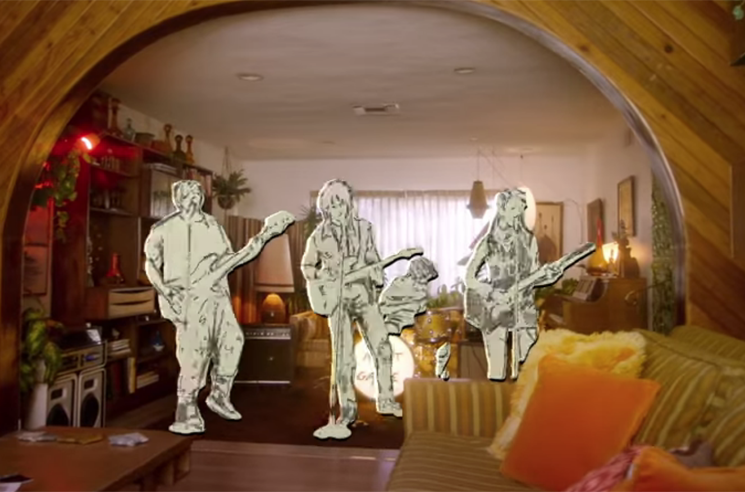 "​Watch Calpurnia Play a Young Version of Weezer in ""Take On Me"" Video"