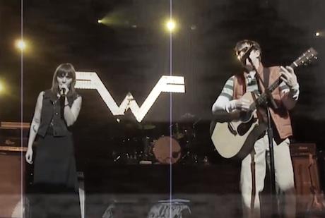"Weezer ""Go Away"" (ft. Bethany Cosentino) (teaser)"