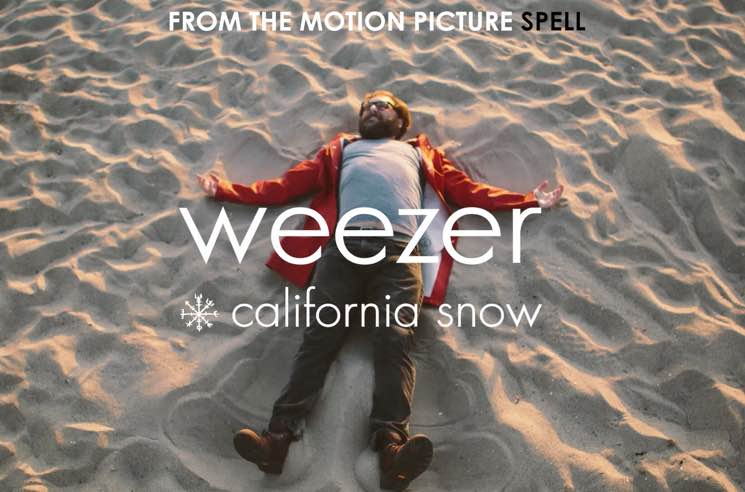 ​Weezer Share New Single 'California Snow'