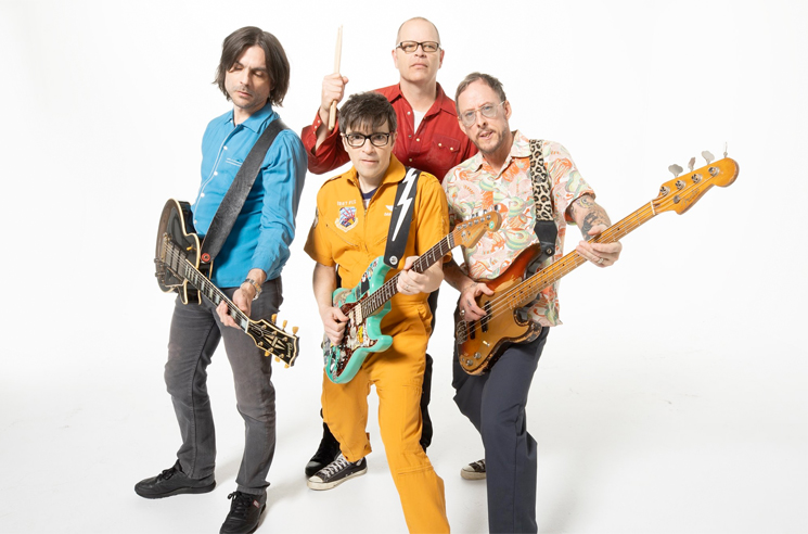 Rivers Cuomo Opens Up About Weezer's Ambitious 4-Album 'Seasons' Project