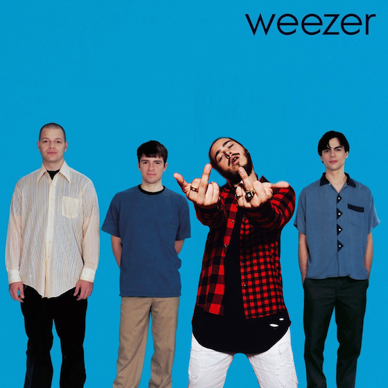 Rivers Cuomo Wants Weezer to Collaborate with Post Malone