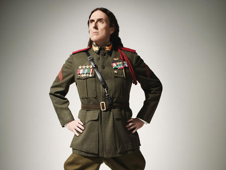 """Weird Al"" Yankovic on Totalitarianism and 'Mandatory Fun' Being His Final Album"