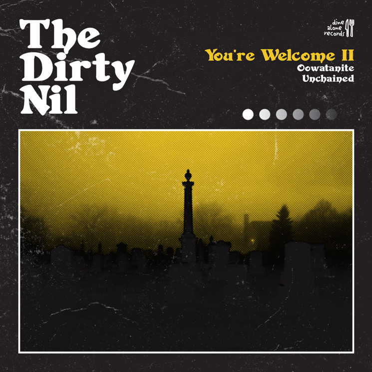 Hear the Dirty Nil Cover April Wine and Van Halen