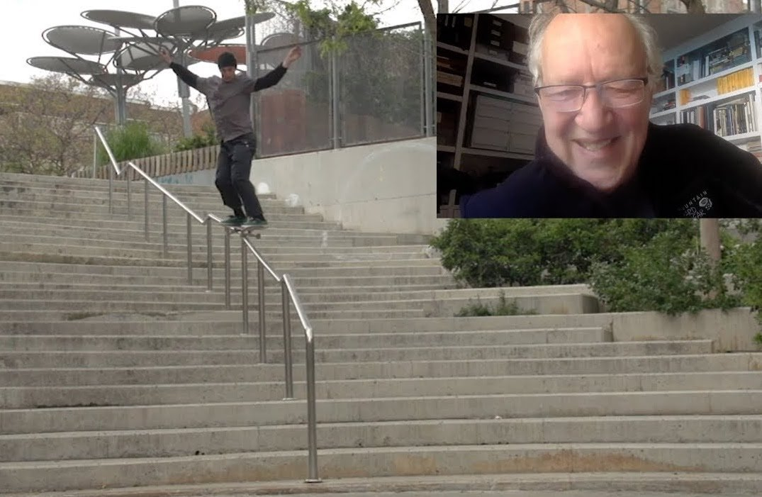 Werner Herzog Watched Skate Videos for the First Time and Instantly Understood the Subculture