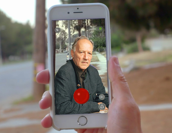 Werner Herzog Discusses 'Pokémon Go' in the Most Werner Herzog Way Possible