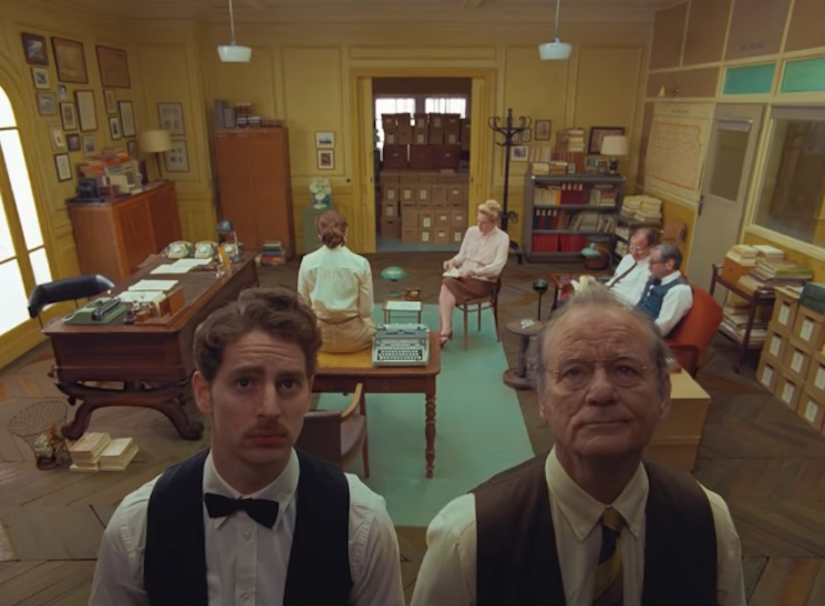 Wes Anderson's 'The French Dispatch' Delayed Due to COVID-19