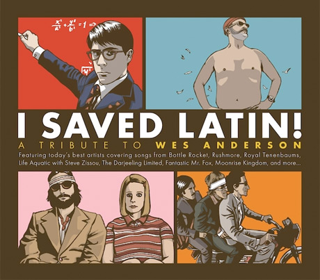 Wes Anderson Tribute Gets Black Francis, Juliana Hatfield, Mike Watt, Kristin Hersh