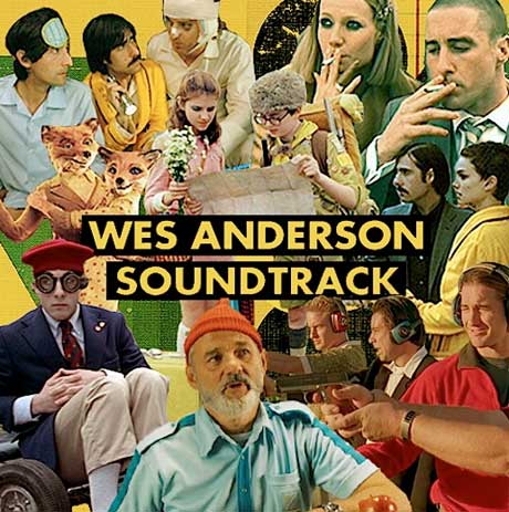 Wes Anderson Soundtracks to Be Collected in New Box Set Release