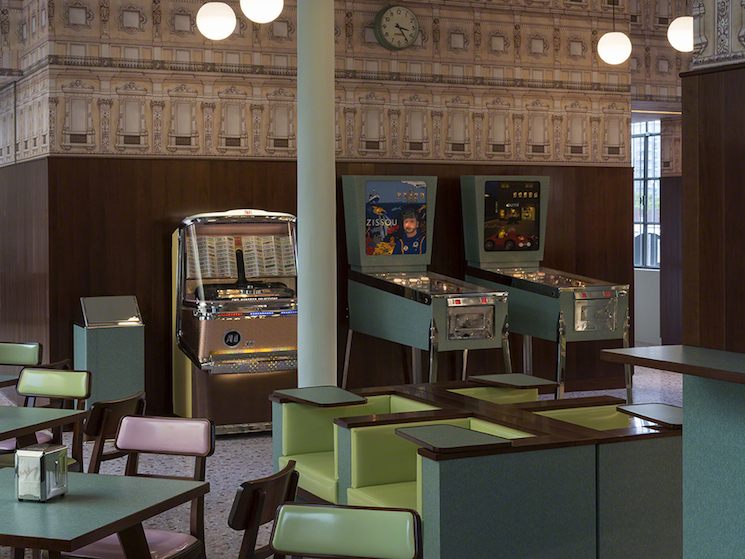 Wes Anderson Opens Wes Anderson-Themed Bar