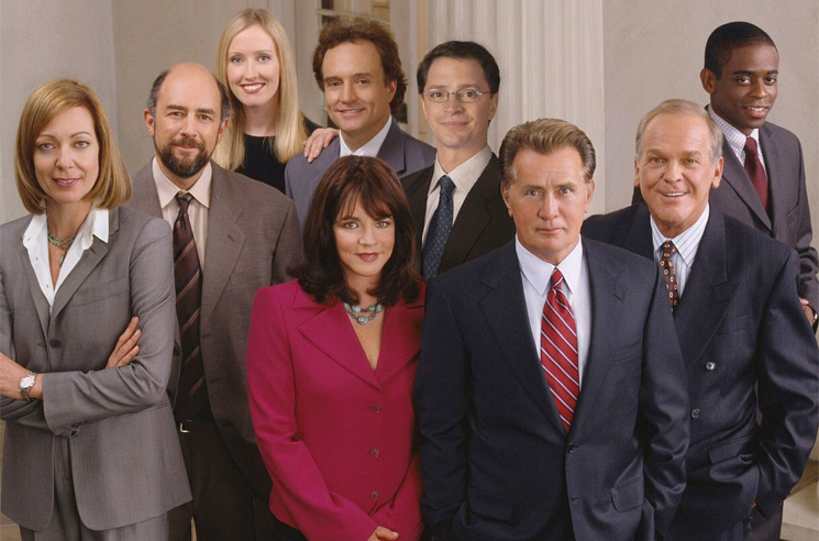 'The West Wing' Is Doing a Reunion Special