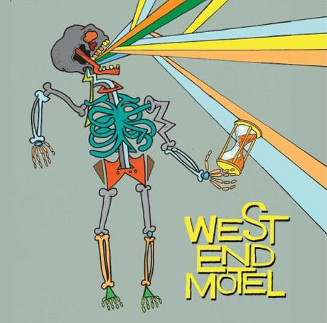 Mastodon's Brent Hinds Announces Sophomore Set from His West End Motel Project