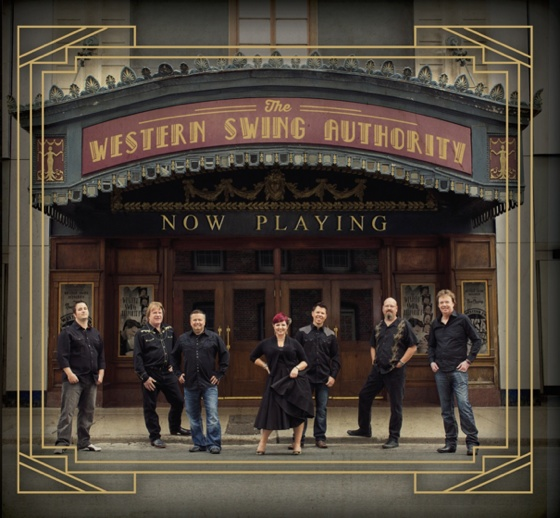 The Western Swing Authority Now Playing