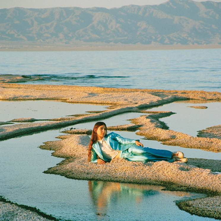 Weyes Blood Front Row Seat to Earth