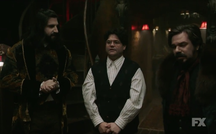 Watch Two Teasers for the 'What We Do in the Shadows' TV Series