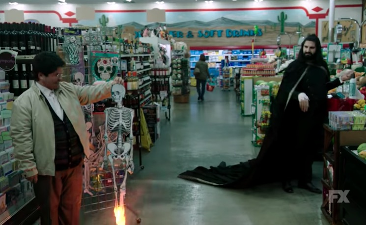 Here's the First Full Trailer for FX's 'What We Do in the Shadows' Show