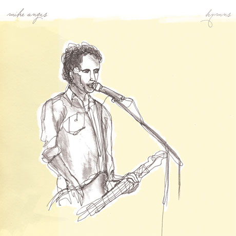 The Wheat Pool's Mike Angus Announces Solo Debut