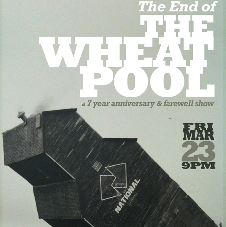 The Wheat Pool Call It Quits