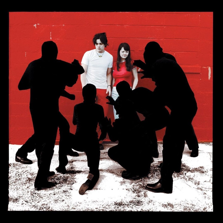 The White Stripes Announce Expanded 20th Anniversary Edition of 'White Blood Cells'