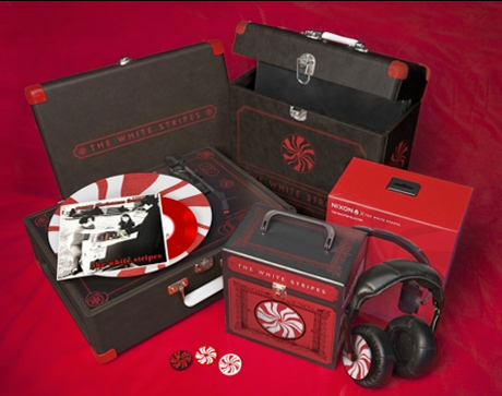 The White Stripes Unveil Massive Box Set Just in Time for Christmas