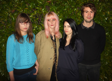 White Lung Unveil North American Tour for 'Sorry,' Premiere New Video