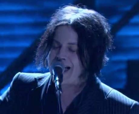 "Jack White ""I'm Shakin'"" (live on 'Conan')"