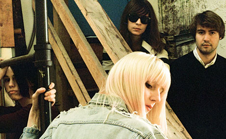 White Lung Roll Out Canada/U.S. Tour