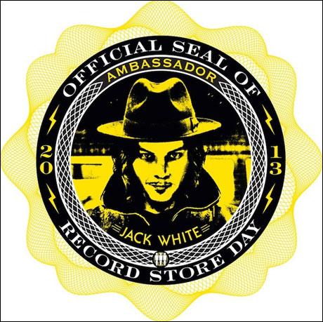 Jack White Named 2013's Record Store Day Ambassador
