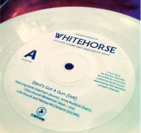 Whitehorse Announce Record Store Day 7-Inch