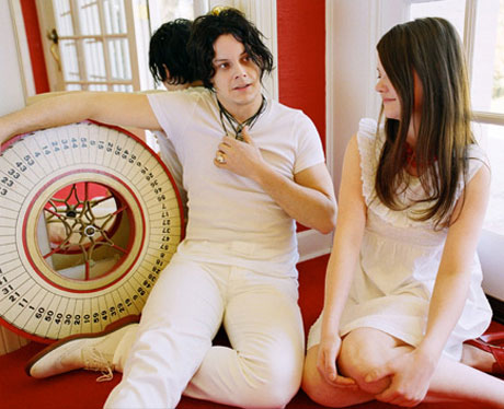 10 Weirdest Things the White Stripes Ever Did
