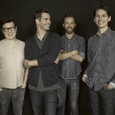 White Denim Book North American Winter Tour, Play Vancouver and Toronto