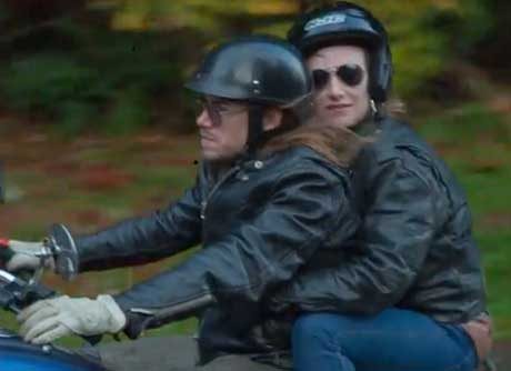 "White Ash Falls ""When She Rides"" (video)"