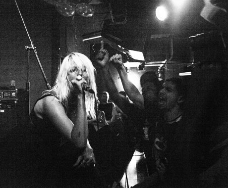 White Lung The Garrison, Toronto ON, June 29